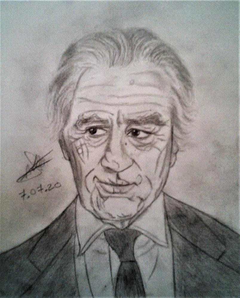 Robert De Niro by aline17